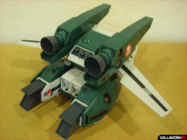 Origin of Valkyrie VF-1A Super Valkyrie Ichijyo- Battroid Mode dramatic angle (3)
