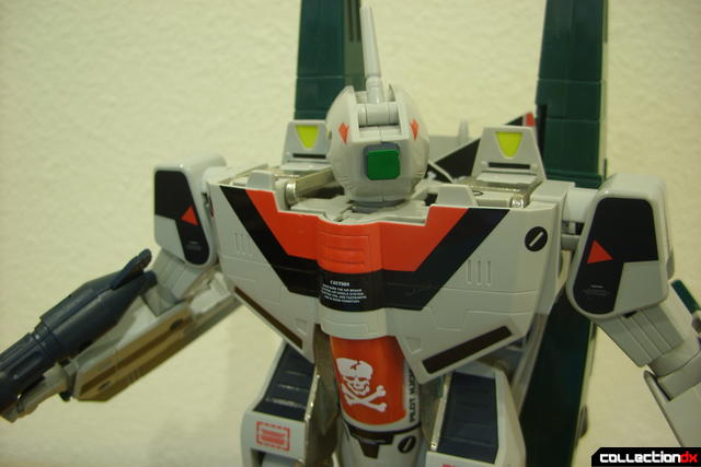 Origin of Valkyrie VF-1A Super Valkyrie Ichijyo- Battroid Mode posed (2)