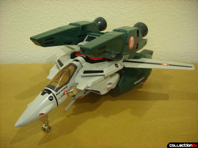 Origin of Valkyrie VF-1A Super Valkyrie Ichijyo- Fighter Mode (front)