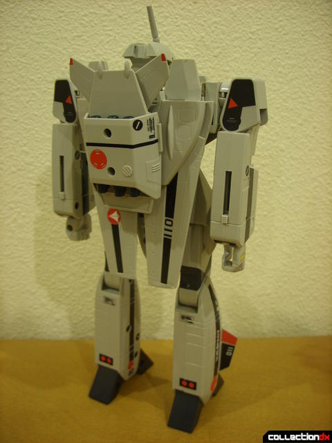Origin of Valkyrie VF-1A Valkyrie Ichijyo ver.- Battroid Mode (back)