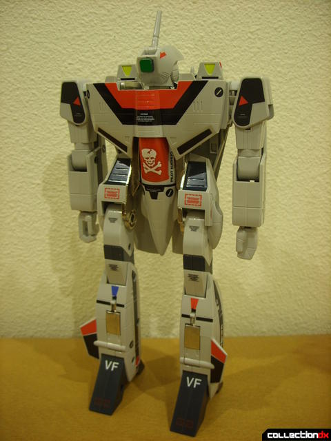 Origin of Valkyrie VF-1A Valkyrie Ichijyo ver.- Battroid Mode (front)