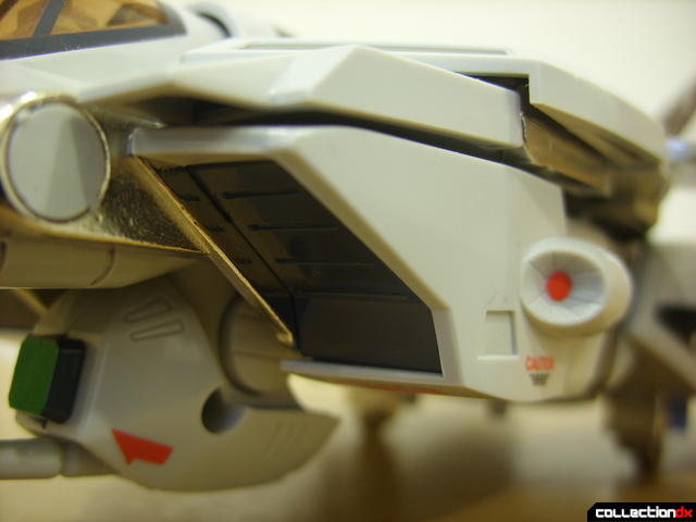 Origin of Valkyrie VF-1A Valkyrie Ichijyo ver.- Fighter Mode (air intake detail)