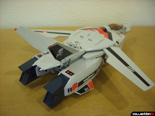 Origin of Valkyrie VF-1A Valkyrie Ichijyo ver.- Fighter Mode (back)