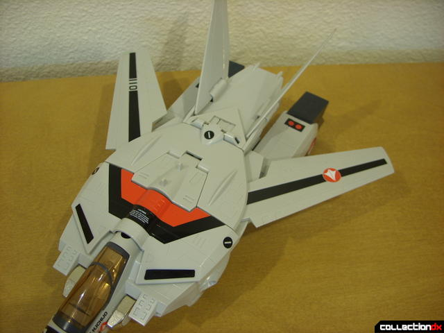 Origin of Valkyrie VF-1A Valkyrie Ichijyo ver.- Fighter Mode (wings swept backwards)