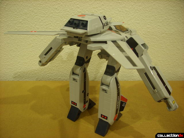 Origin of Valkyrie VF-1A Valkyrie Ichijyo ver.- GERWALK Mode (back)
