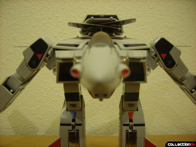 Origin of Valkyrie VF-1A Valkyrie Ichijyo ver.- GERWALK Mode (shoulders always tilt outwards)