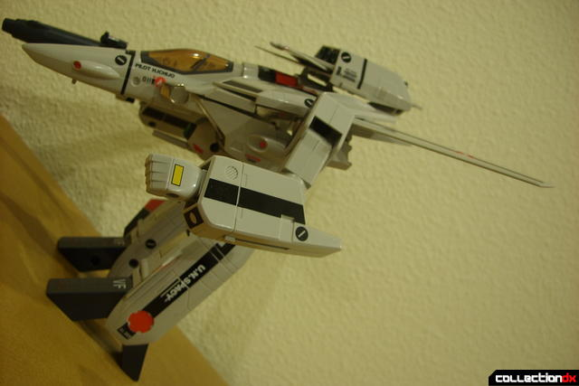 Origin of Valkyrie VF-1A Valkyrie Ichijyo ver.- GERWALK Mode posed (2)