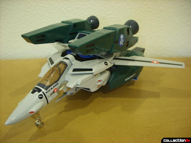 Origin of Valkyrie VF-1A Super Valkyrie Max ver.- Fighter Mode (front)