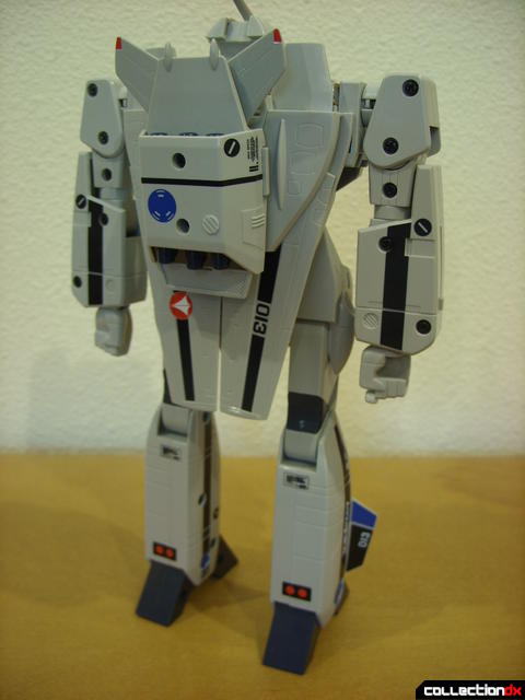Origin of Valkyrie VF-1A Valkyrie Max ver.- Battroid Mode without decals (back)