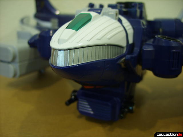 Engine Gattai Series 9- Engine Jumbwhale- Jet Mode (head switched correctly)
