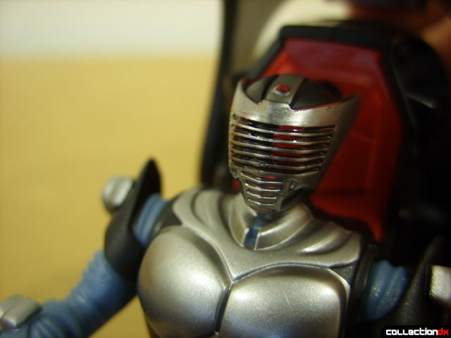 Kamen Rider Blank Knight with Advent Cycle (figure, not lit by LED)