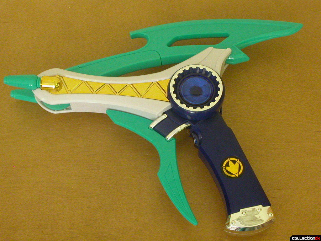 Electronic BakuLaser- Gun Mode (left side)
