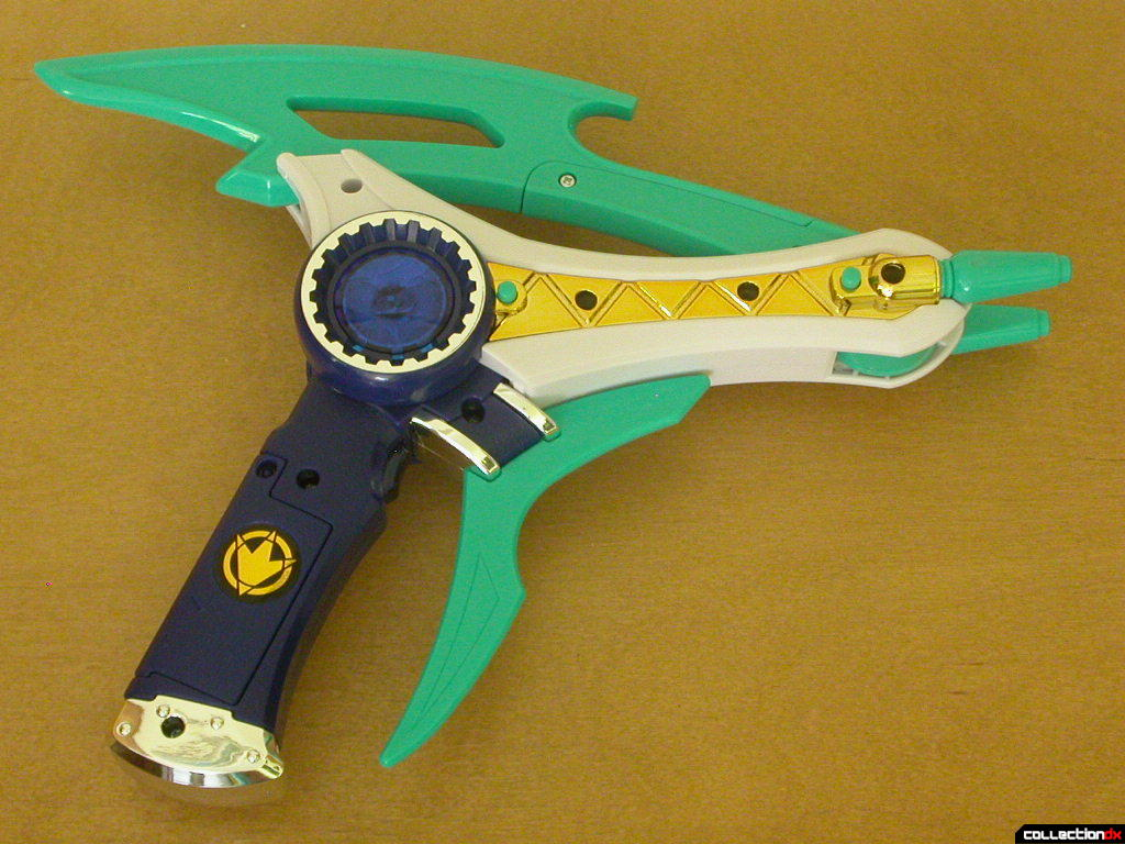 Electronic BakuLaser- Gun Mode (right side)