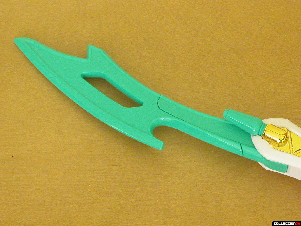 Electronic BakuLaser- Sword Mode (blade detail)
