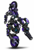 RotF Autobot Chromia in robot mode (official concept artwork)