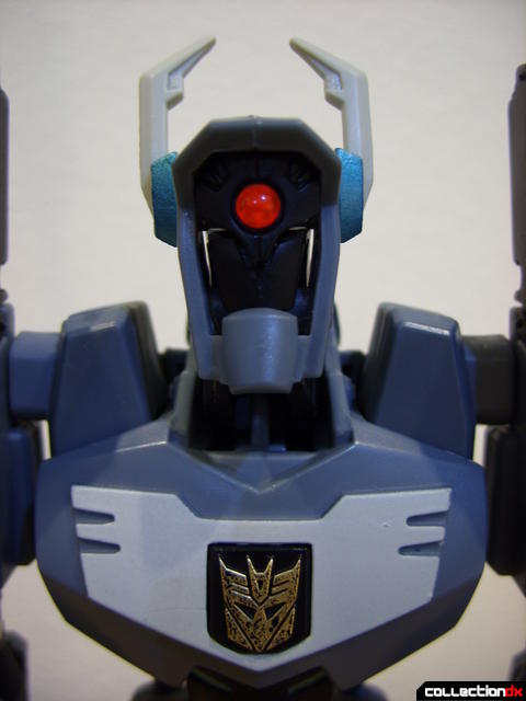 Animated Voyager-class Decepticon Shockwave (Decepticon head and logo)