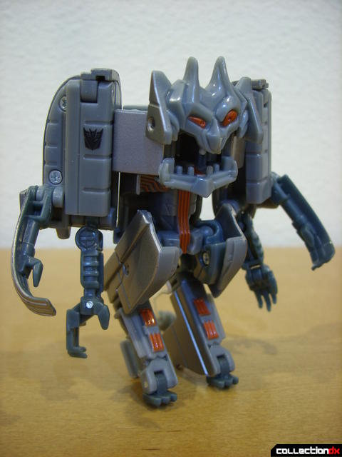 RotF Scout-class Decepticon Ejector- robot mode (front)