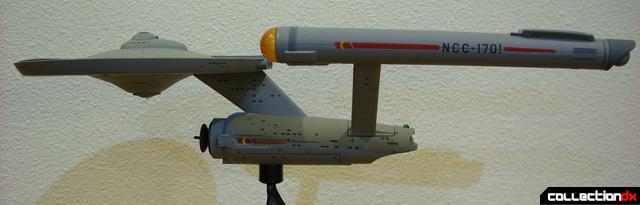 Starship Legends U.S.S. Enterprise HD ver. (left profile, without lights on)
