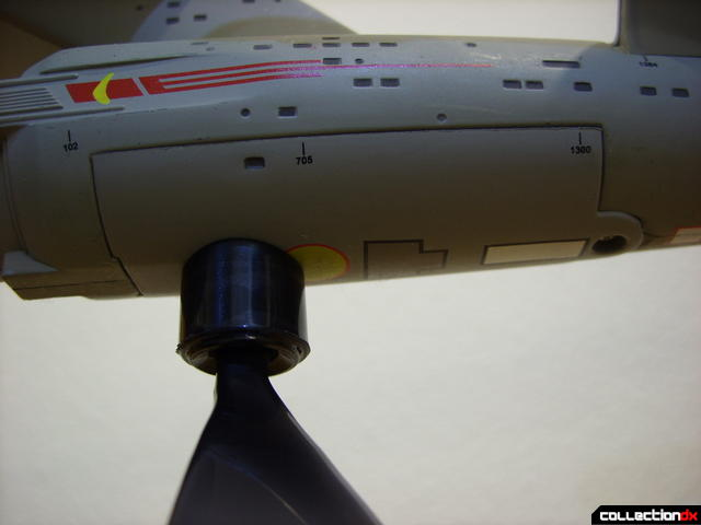 Starship Legends U.S.S. Enterprise HD ver. (mounted to stand)