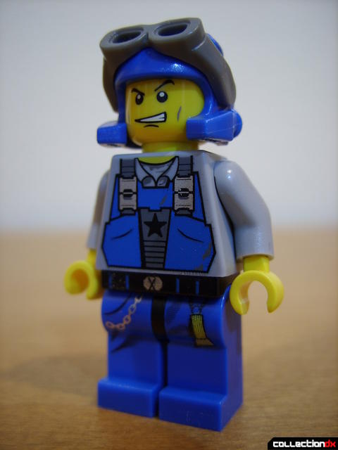 Thunder Driller (Doc minifig)