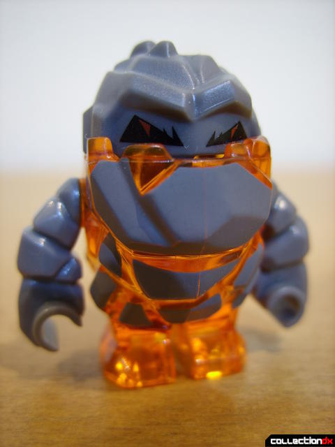 Thunder Driller (Firox rock monster minifig)