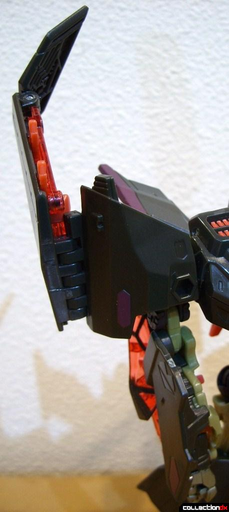 RotF Voyager-class Mindwipe- robot mode (right arm)