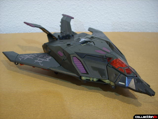 RotF Voyager-class Mindwipe- vehicle mode (front)