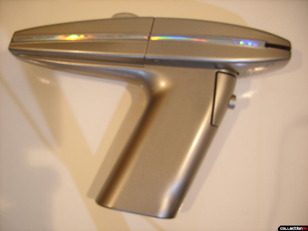 Star Trek II TWoK Phaser- Type 2 (right profile)