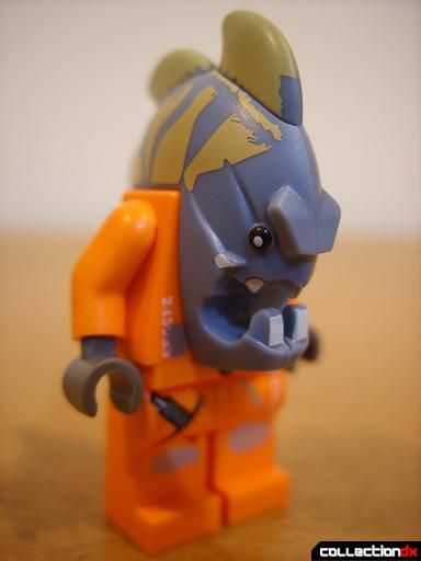 Undercover Cruiser - Jawson minifig (front)