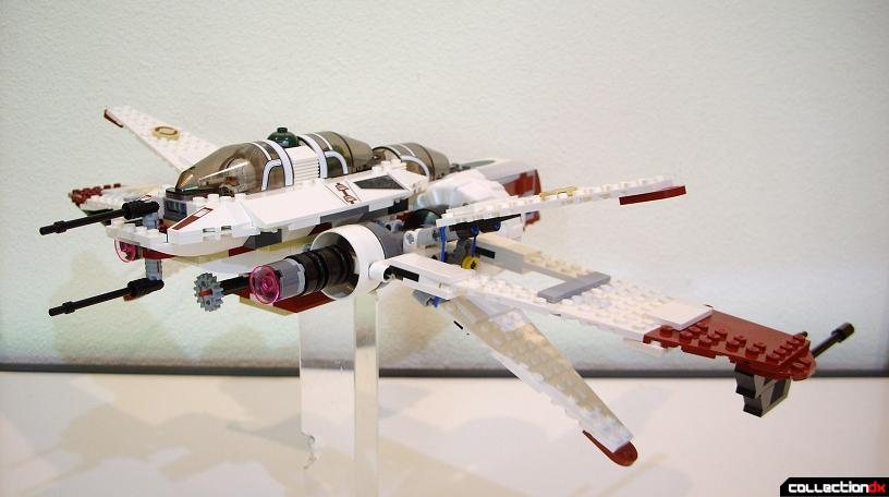 ARC-170 Starfighter (back, S-foils open)