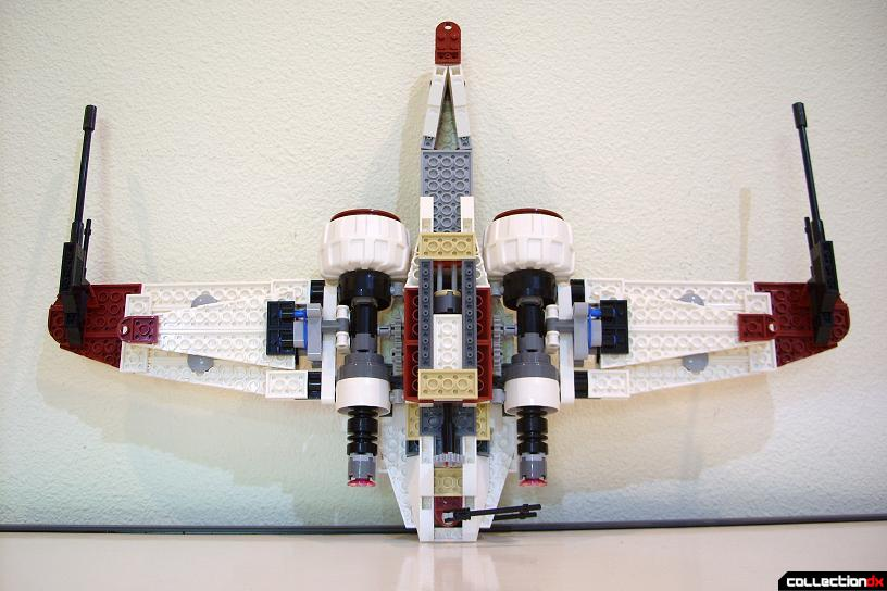 ARC-170 Starfighter (ventral profile)