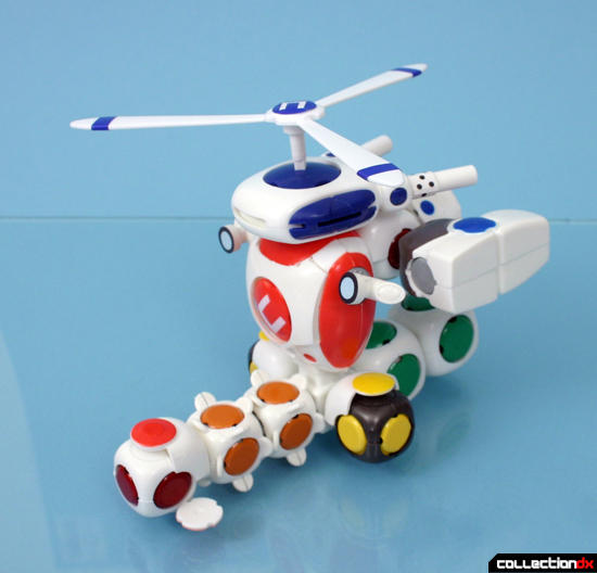 Cubix Helicopter