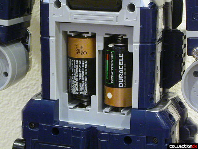 DaiVoyager- battery compartment