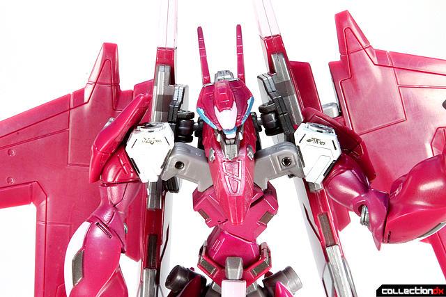 FROM JAPAN Robot Spirits Fafner in the Azure Fafner Mark Funf Action Figure...