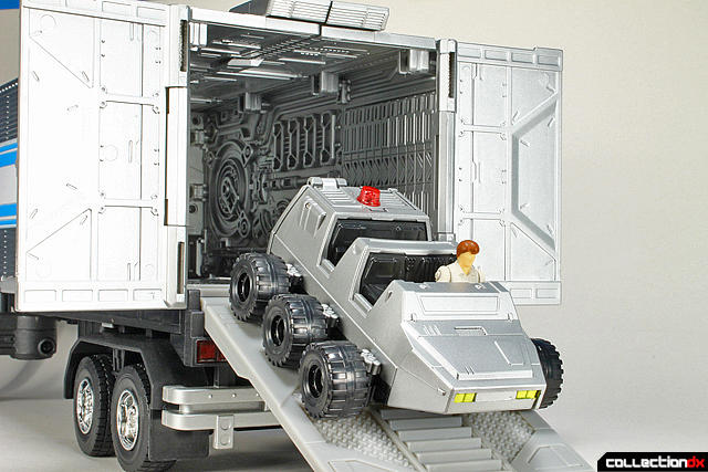 Custom Camo Trailer With Spike /& Roller Set For MP10A Optimus Prime New