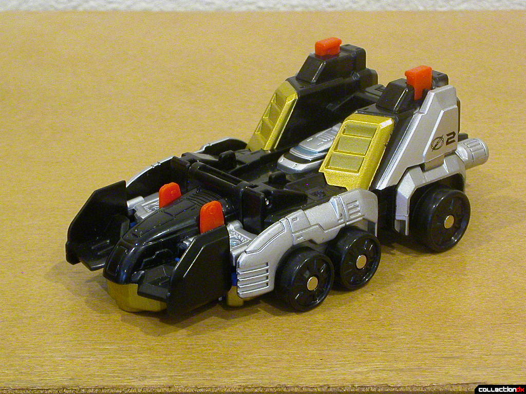 Speed Driver Zord (front)