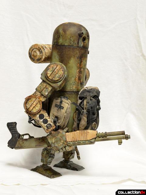 1//12 Scale THREEA WWRp Sand Devil Bertie MK3 Mode A Action Figure Designer Toys