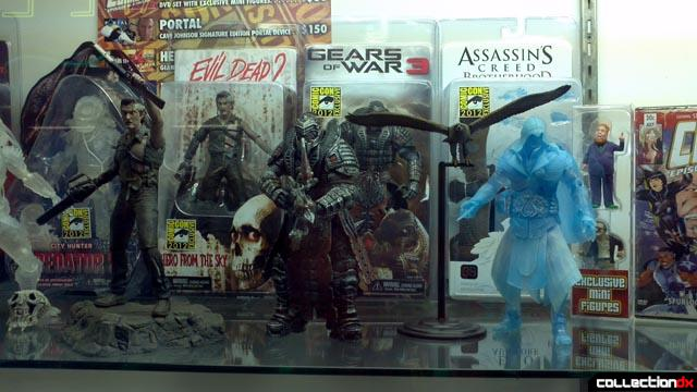 Evil Dead, Assasin's Creed, Gears of War