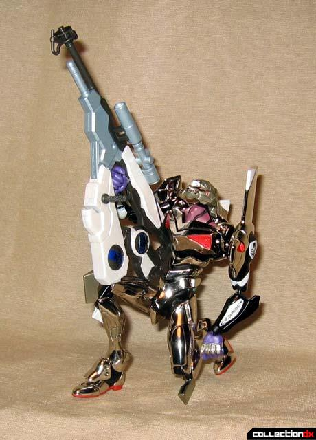 GX-22 Evangelion 04 Production Model