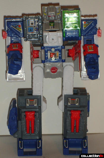 Mini Fortress Maximus