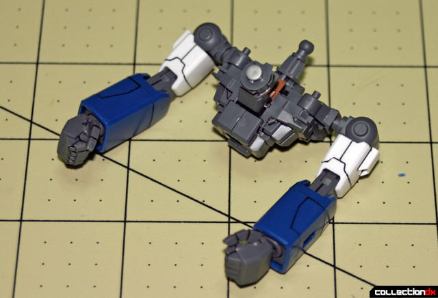 Z-building-arm armored