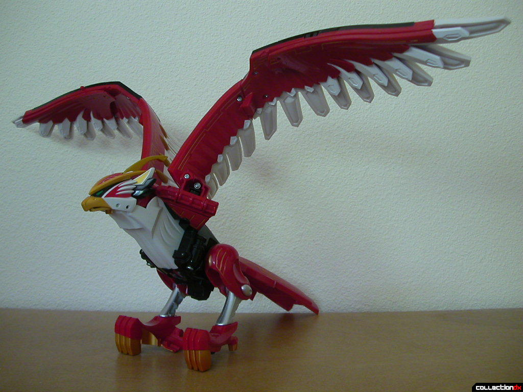 Power Animal Gao Falcon (front)
