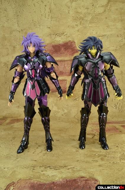 Bandai Gemini Saga Saint Cloth Myth EX Surplice