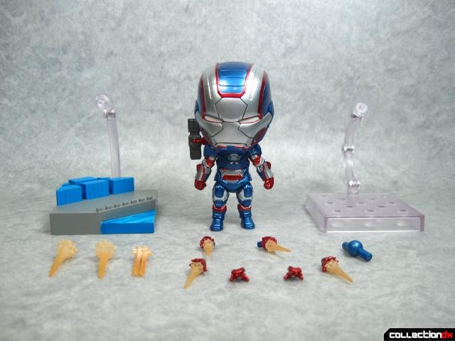 nendoroid iron patriot 3