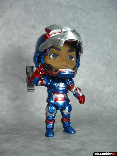 nendoroid iron patriot 8