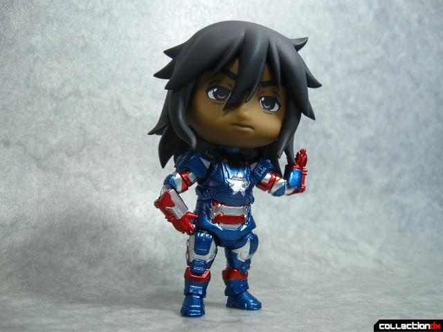 nendoroid iron patriot 12