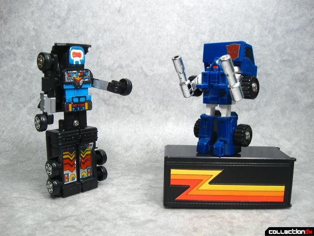 zybots tractor trailer 26