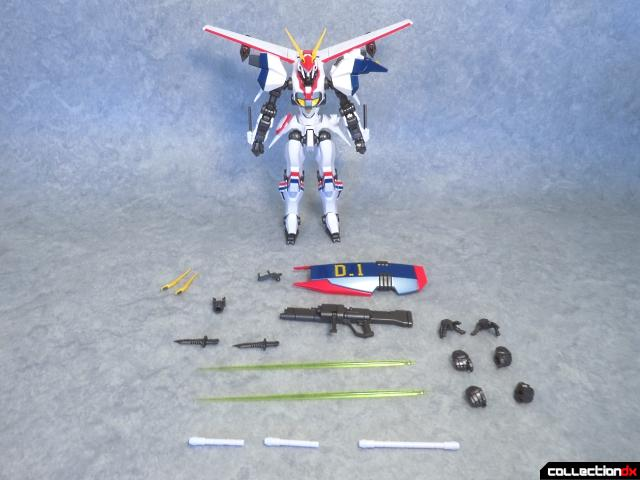 robot damashii dragonar 1 custom 9