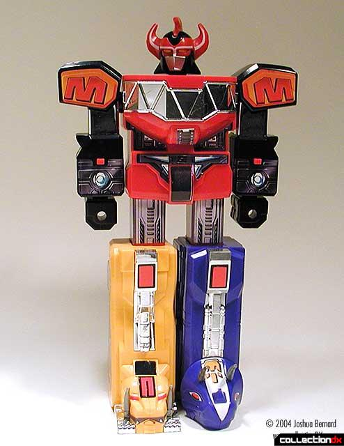 Mighty Morphin' Power Rangers Megazord