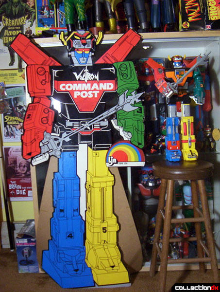 Giant Commander Voltron